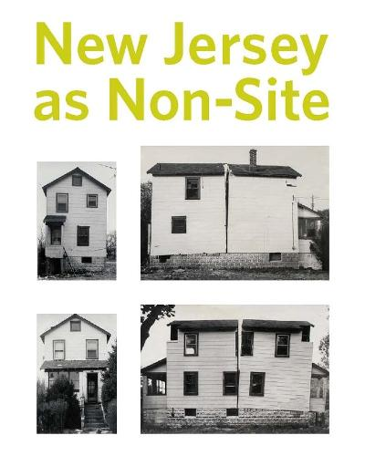 New Jersey as Non-Site (Hardback)