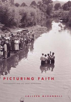 Picturing Faith: Photography and the Great Depression (Paperback)