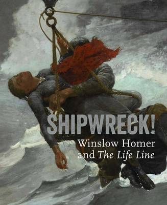 """Shipwreck! Winslow Homer and """"The Life Line"""" (Paperback)"""
