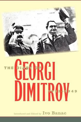 Diary of Georgi Dimitrov (Paperback)