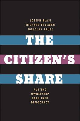 The Citizen's Share: Putting Ownership Back into Democracy (Hardback)