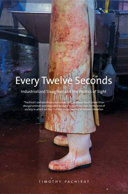 Every Twelve Seconds: Industrialized Slaughter and the Politics of Sight - Yale Agrarian Studies Series (Paperback)