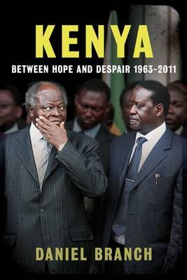 Kenya: Between Hope and Despair, 1963-2012 (Paperback)