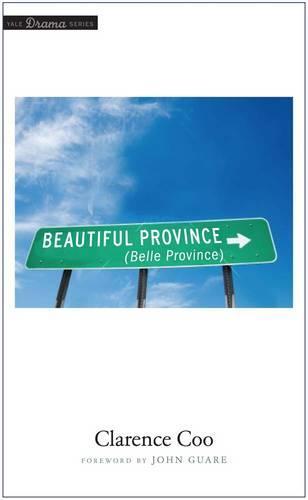 Beautiful Province - Yale Drama Series (Paperback)