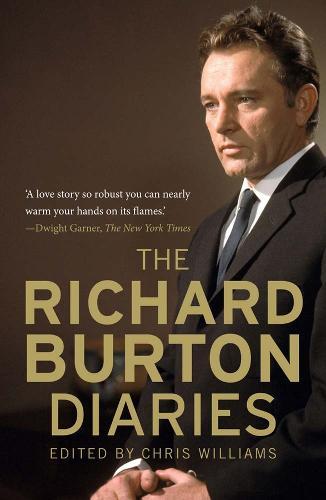 The Richard Burton Diaries (Paperback)
