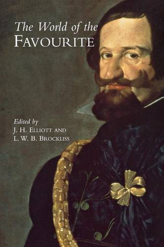 The World of the Favourite (Paperback)