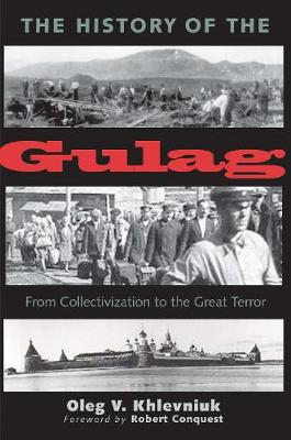 The History of the Gulag: From Collectivization to the Great Terror - Annals of Communism (Paperback)