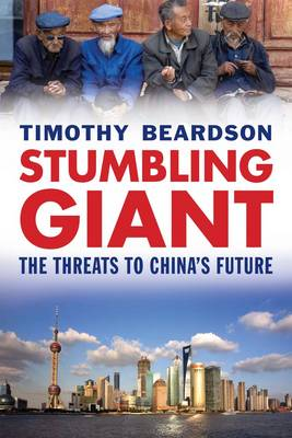 Stumbling Giant: The Threats to China's Future (Paperback)