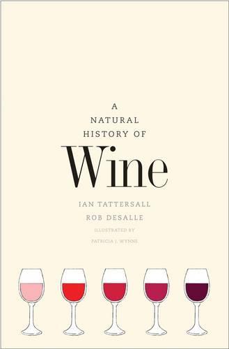 A Natural History of Wine (Hardback)
