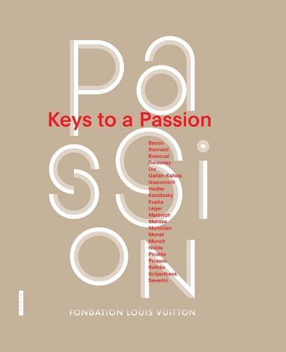 Keys to a Passion (Hardback)