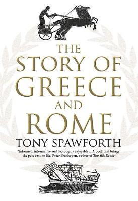 The Story of Greece and Rome (Hardback)