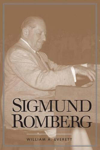 Sigmund Romberg - Yale Broadway Masters Series (Paperback)