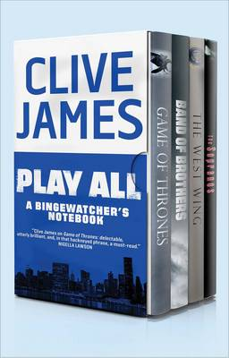 Play All: A Bingewatcher's Notebook (Hardback)