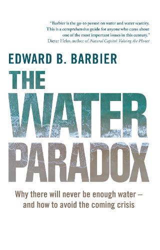 The Water Paradox: Overcoming the Global Crisis in Water Management (Hardback)