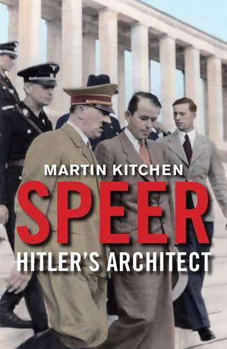 Speer: Hitler's Architect (Paperback)