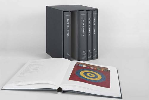 Jasper Johns: Catalogue Raisonne of Painting and Sculpture (Hardback)