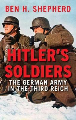 Hitler's Soldiers: The German Army in the Third Reich (Paperback)