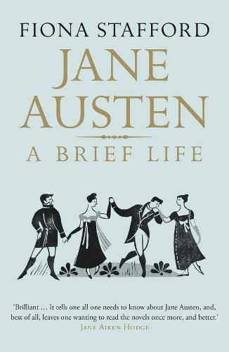 Jane Austen: A Brief Life (Paperback)