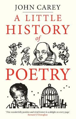 A Little History of Poetry - Little Histories (Hardback)