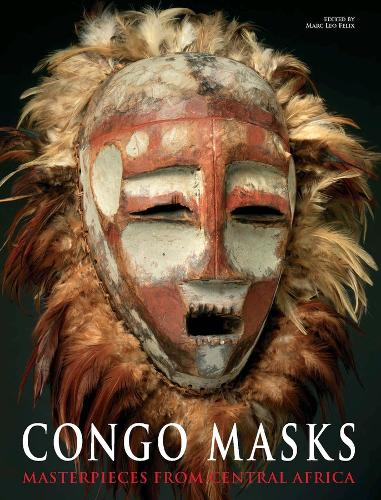 Congo Masks: Masterpieces from Central Africa (Paperback)