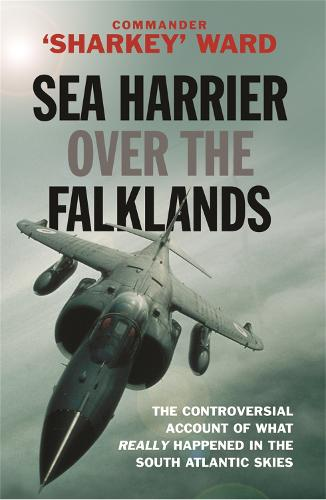 Sea Harrier Over The Falklands - W&N Military (Paperback)