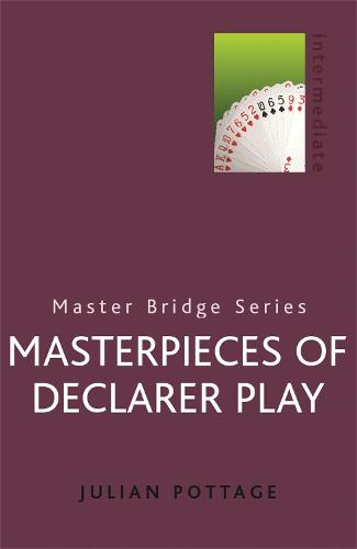 Masterpieces Of Declarer Play - Master Bridge (Paperback)