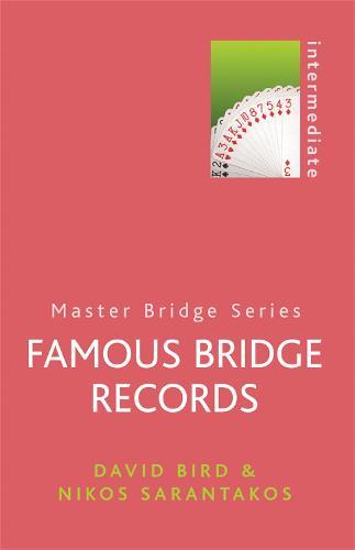 Famous Bridge Records - Master Bridge (Paperback)