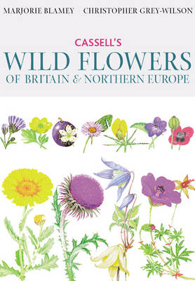 Cassell's Wild Flowers of Britain and Northern Europe (Hardback)