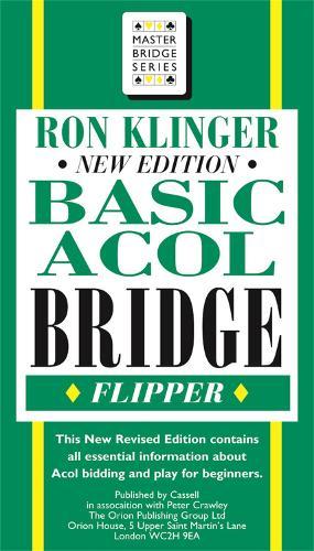 Basic Acol Bridge Flipper (Paperback)