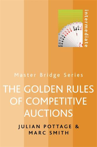 The Golden Rules of Competitive Auctions - Master Bridge (Paperback)