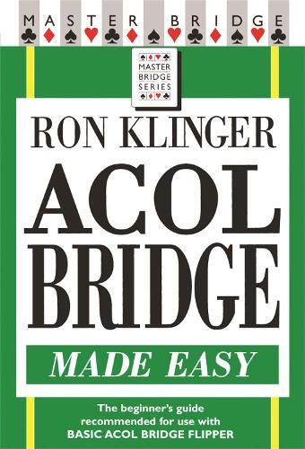 Acol Bridge Made Easy (Paperback)