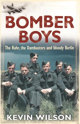 Bomber Boys: The RAF Offensive of 1943 (Paperback)