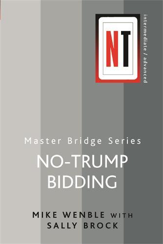 No-Trump Bidding - Master Bridge (Paperback)