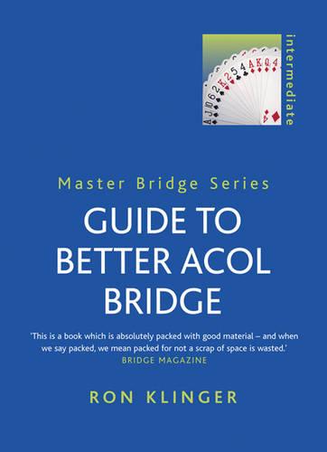 Guide To Better Acol Bridge - Master Bridge (Paperback)