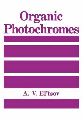 Organic Photochromes (Hardback)