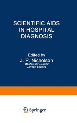 Scientific AIDS in Hospital Diagnosis (Hardback)
