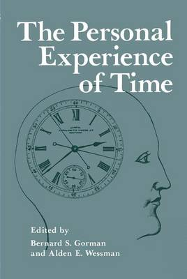 The Personal Experience of Time - Emotions, Personality and Psychotherapy (Hardback)