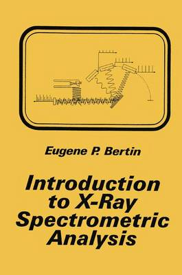 Introduction to X-Ray Spectrometric Analysis (Paperback)
