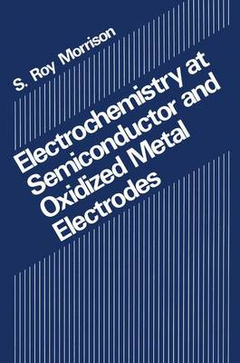 Electrochemistry at Semiconductor and Oxidized Metal Electrodes (Hardback)
