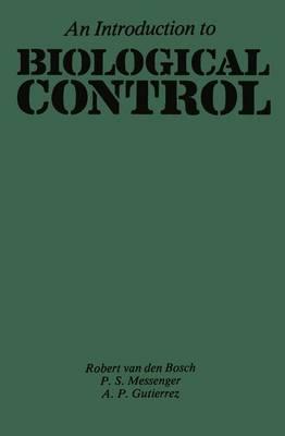 An Introduction to Biological Control (Hardback)
