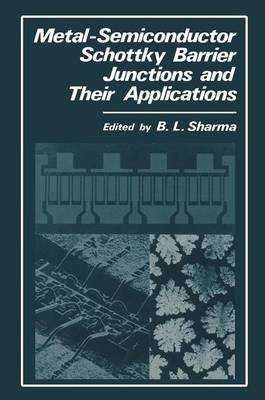 Metal-Semiconductor Schottky Barrier Junctions and Their Applications (Hardback)