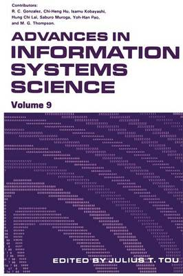 Advances in Information Systems Science: Volume 9 (Hardback)