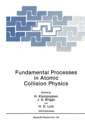 Fundamental Processes in Atomic Collision Physics - NATO Science Series B 134 (Hardback)