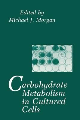 Carbohydrate Metabolism in Cultured Cells (Hardback)
