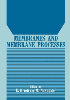 Membranes and Membrane Processes (Hardback)