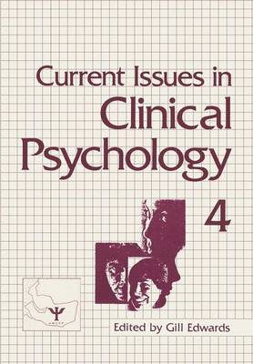 Current Issues in Clinical Psychology: Current Issues in Clinical Psychology (Hardback)