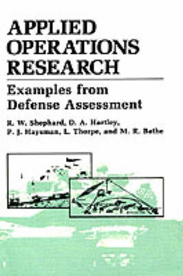Applied Operations Research (Hardback)