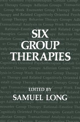 Six Group Therapies (Hardback)