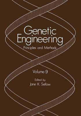 Genetic Engineering: Principles and Methods - Genetic Engineering: Principles and Methods 26 (Hardback)