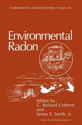 Environmental Radon - Environmental Science Research 35 (Hardback)